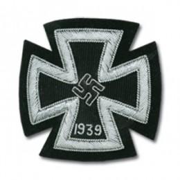 1939 German Iron Cross First Class in Cloth