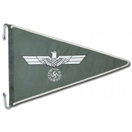 Car Pennant - Heer (Army)
