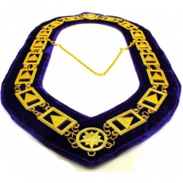 33 Degree Chain collars