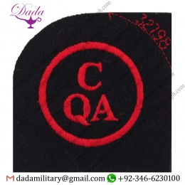 Applique Embroidery Badge hand embroidery badges Clerical