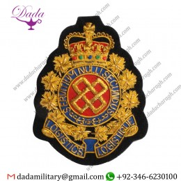 Blazer Badge Logistics