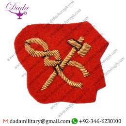 Blazer Badge Artificer, Mess Dress, Badge Wire Bullion