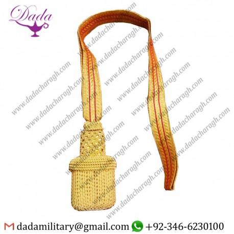 British Army Sword Royal Marine Officer Golden Sword Bow