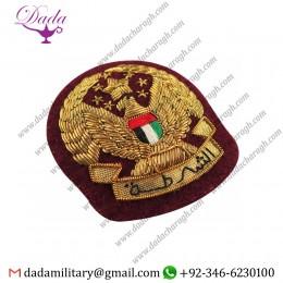 Bullion Emblem Bullion Patches Crests