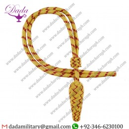 Customized FIELD MARSHALS AND GENERAL OFFICERS GOLD SWORD KNOT
