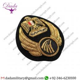 Handmade Badge Bullion Wire Blazer Badges