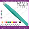 EYEBROW TWEEZER STAINLESS STEEL