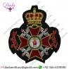 Sew On Badge Large Chaplain Christian Insignia Badge