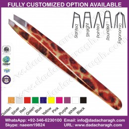 PROMOTION TWEEZER,LADY PROMOTIONAL WHOLESALE COSMETIC STAINLESS STEEL EYEBROW