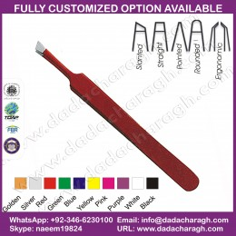 BEAUTY  EBROW TWEEZERS STAINLESS STEEL TWEEZER,MEHRON TWEEZER