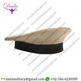Men's Navy Cap Cover, Khaki Cap