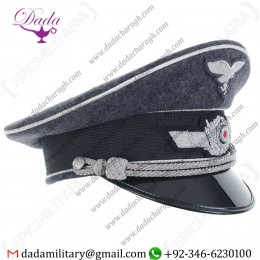 Visor Cap Luftwaffe Officers Visor Cap