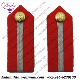 Air Force Collar Badges Gorgets Red Gorgets No.1 Dress Large