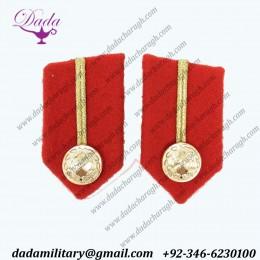 Air Force Collar Badges Gorgets Staff Officer General No 2 & 4 Dress