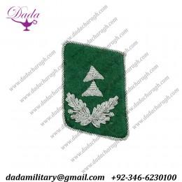 Collar Tab For Luftwaffe Communications Leutnant
