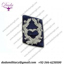 Collar Tab For Luftwaffe Hauptmann Medical