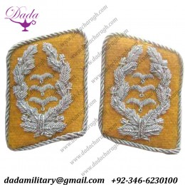 Luftwaffe Oberst Collar Tabs