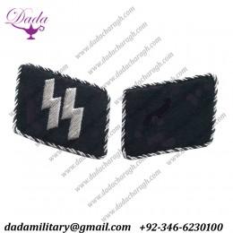 SS Leibstandarte Collar Tabs