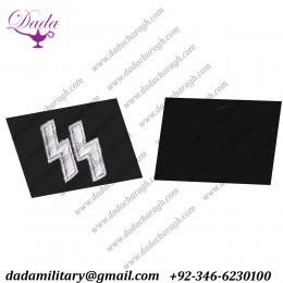 SS Enlisted Mans Collar Tabs