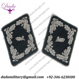 German Forestry Official's Collar Tabs
