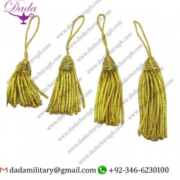 Bullion Wire Fringe Sewing Tassels Fringe