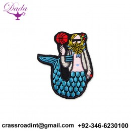 2020 Latest Fashion Design 100% Hand Made Safety Pin Brooch For Lady Clothing Accessory