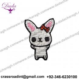 Cartoon design fashion blazer badge brooch