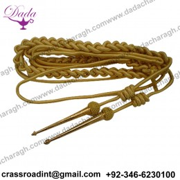 Aiguillette Gold Color