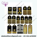 Braided Shoulder Rank Slides