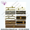 Military Uniform Rank Sleeve Cuffs