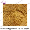 Rough purl bullion wire thread